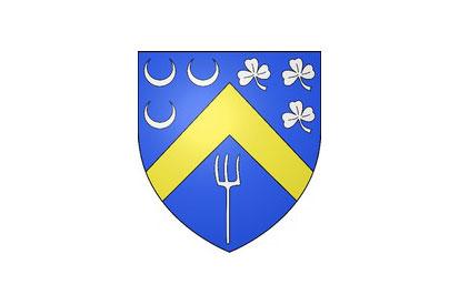 Bandera Saint-Léger-Vauban