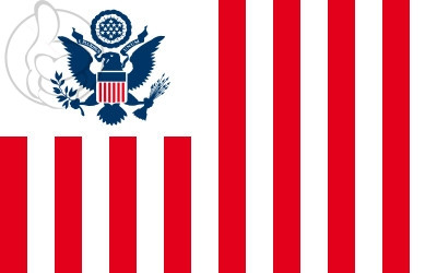 Bandera United States Customs Service