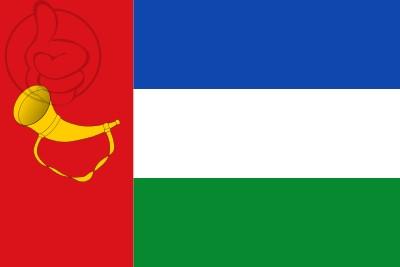 Bandera Valle de Carranza