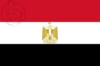 Bandera Egipto E/T