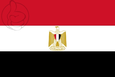 egypte-drapeau - Photo