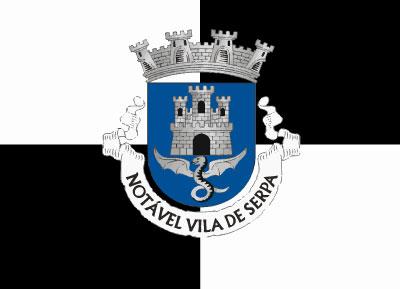 Bandera Serpa