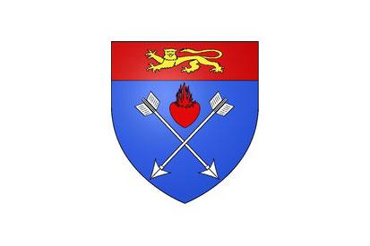 Bandera Préaux-Saint-Sébastien