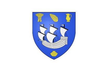 Bandera Grandcamp-Maisy
