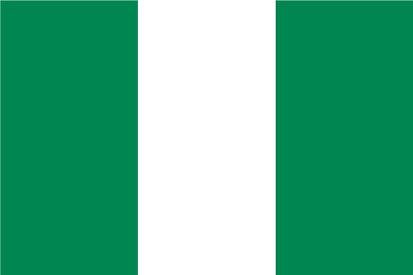 Bandera Nigéria
