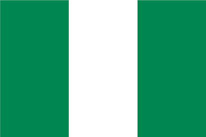 Drapeau Nigéria