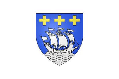 Bandera Bernières-sur-Mer