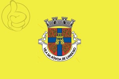 Bandera Póvoa de Lanhoso