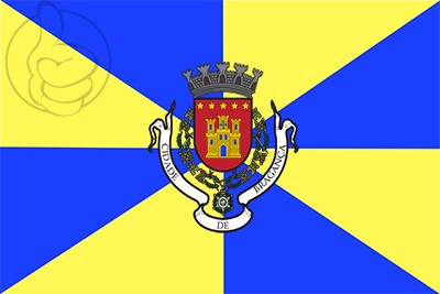 Bandera Bragança