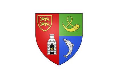 Bandera La Ferrière-sur-Risle