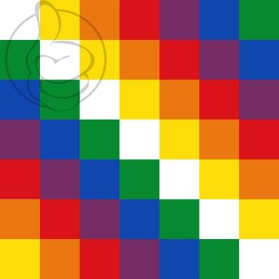 Bandera Indígena