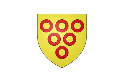 Bandera Bures-sur-Yvette