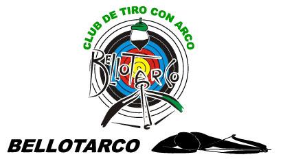 Bandera Club de Arqueros Bellotarco