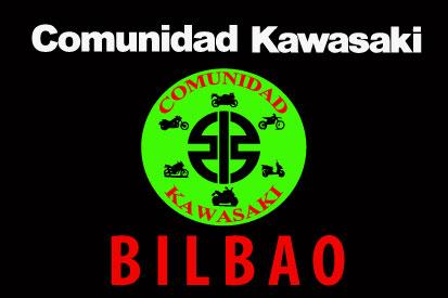 Bandera Comunidad Kawasaki Bilbao