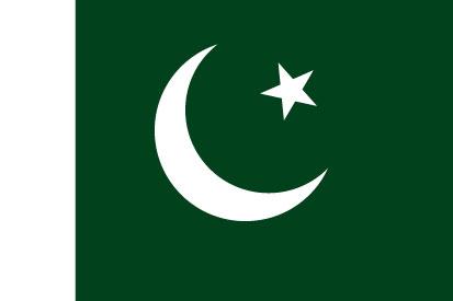 Bandera Pakistán