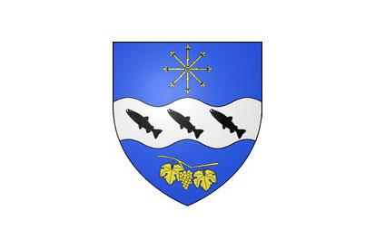 Bandera Ablon-sur-Seine
