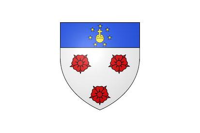 Bandera Mandres-les-Roses