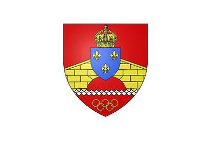 Bandera Choisy-le-Roi