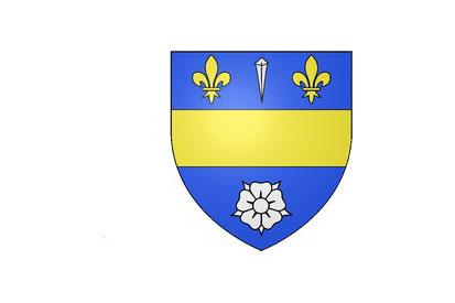 Bandera Villaines-sous-Bois