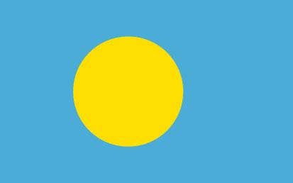 Bandera Palaos
