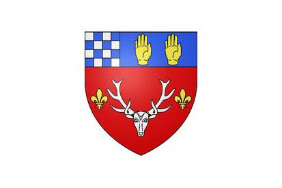Bandera Jagny-sous-Bois