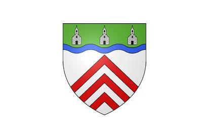 Bandera Trizay-Coutretot-Saint-Serge