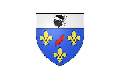 Bandera Moret-sur-Loing