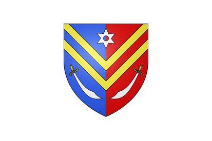 Bandera Villiers-sur-Loir
