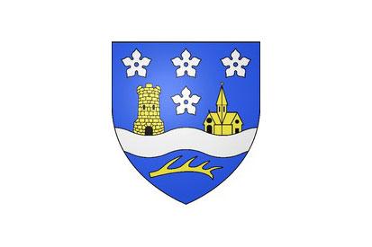 Bandera Lassay-sur-Croisne