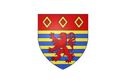 Bandera Le Poislay