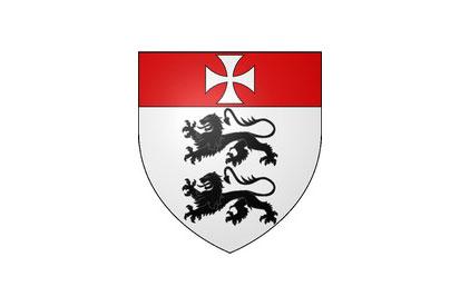 Bandera Saint-Gourgon