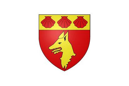 Bandera Saint-Loup-de-Gonois