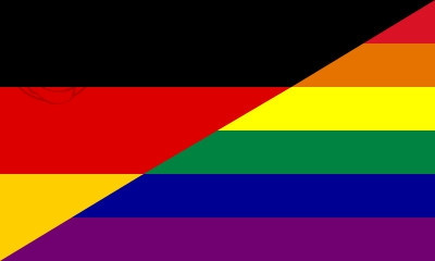 Bandera Alemania GAY