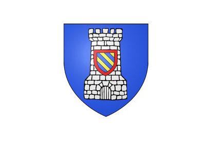 Bandera Semur-en-Auxois