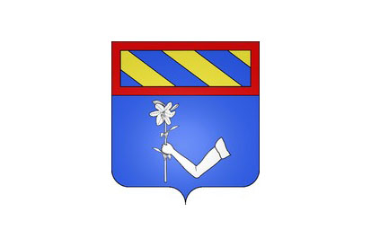 Bandera Saint-Broing-les-Moines