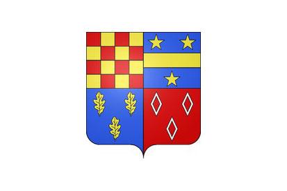 Bandera Montliot-et-Courcelles