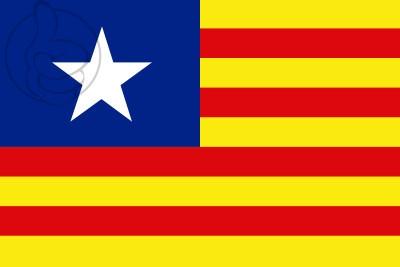 Bandera Estelada ianqui (Estado Aragonés)