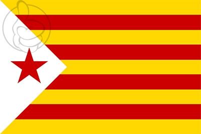 Bandera Estelada Blanca PSAN