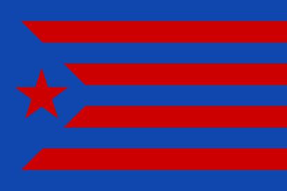 Bandera Estelada Barça