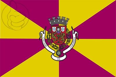 Bandera Coimbra