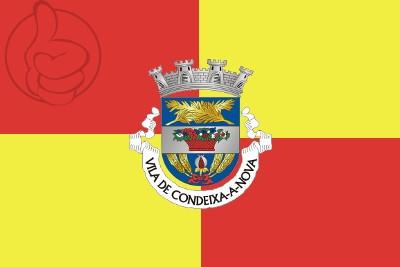 Bandera Condeixa-a-Nova