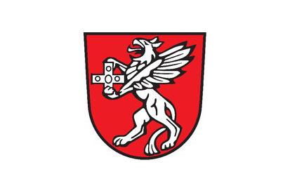Bandera Rot an der Rot
