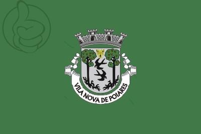 Bandera Vila Nova de Poiares