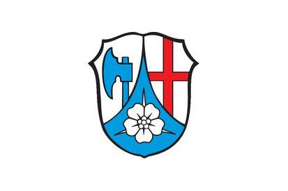 Bandera Schlehdorf