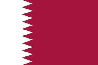 Bandera Catar