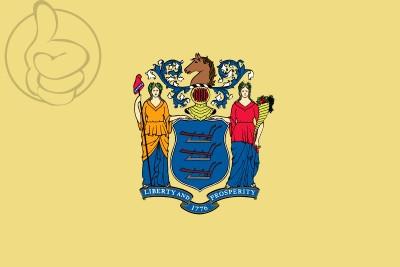 Bandera Nova Jérsia