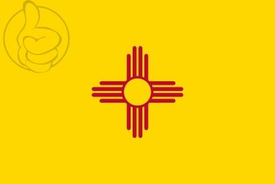 Drapeau Nouveau Mexique