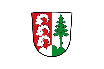 Bandera Inning am Holz