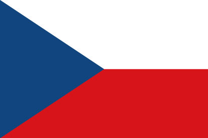 Bandera Czech Republic