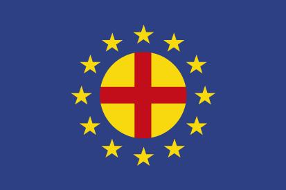 Bandera Unión Internacional Paneuropea
